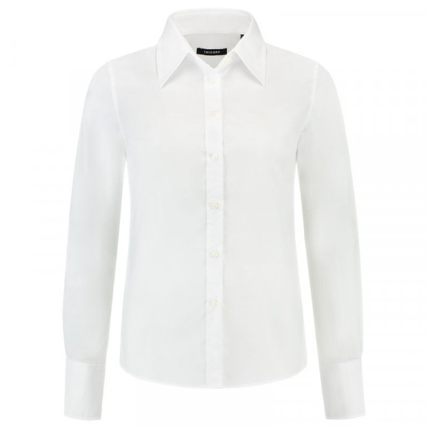 TRICORP, Bluse Basis, White, 705001
