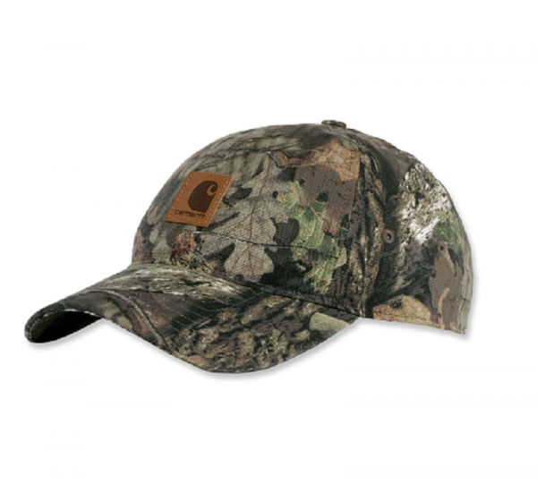 CARHARTT, CAMO CAP, MOSSY OAK BREAK-UP COUNTRY, A293