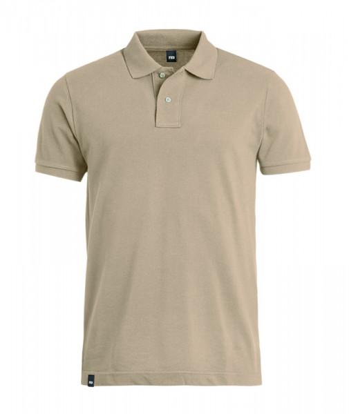 FHB DANIEL Polo-Shirt, beige