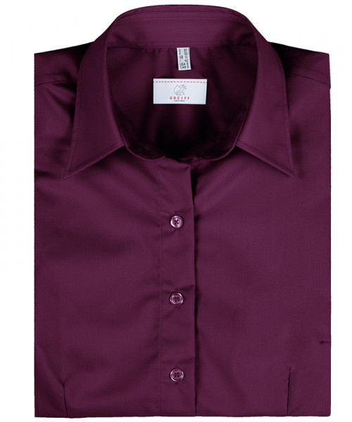 GREIFF, Damen-Bluse 1/2 Regular F/brombeere Art.Nr