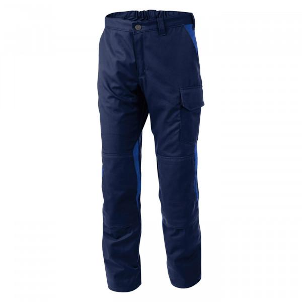 KÜBLER VITA cotton+ Hose dunkelblau/kbl.blau, 2L463421