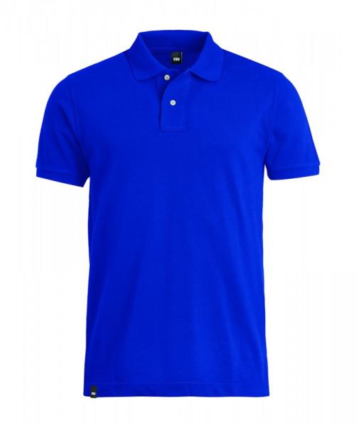 FHB DANIEL Polo-Shirt, royalblau