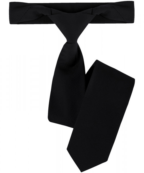 GREIFF, Ruck-Zuck Krawatte/schwarz Art.Nr.6921.640
