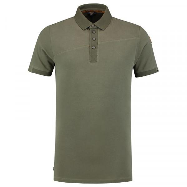 TRICORP, Poloshirt Premium Quernaht, Army, 204002