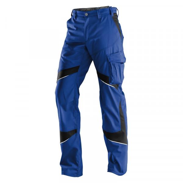KÜBLER ACTIVIQ Hose kbl.blau/schwarz, 25505365
