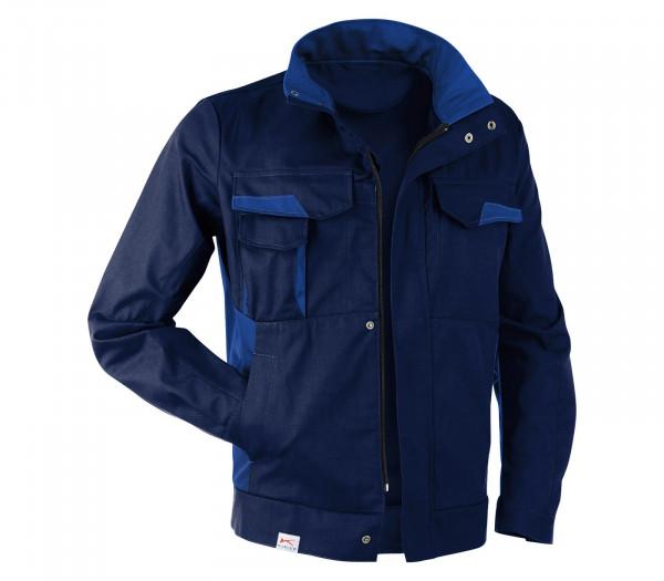 KÜBLER VITA cotton+ Jacke dunkelblau/kbl.blau, 1L453421