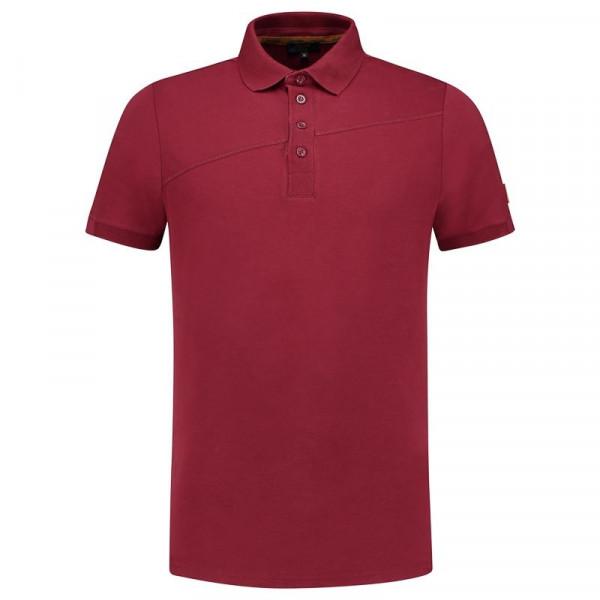 TRICORP, Poloshirt Premium Quernaht, Bordeaux, 204002