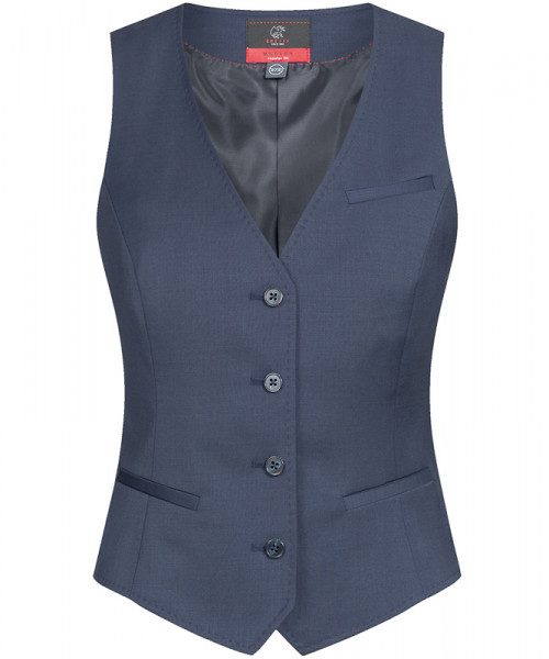 GREIFF Damen-Weste Regular Fit dunkelblau Corporate Wear 1714.2820.21 1714 2820 Weste