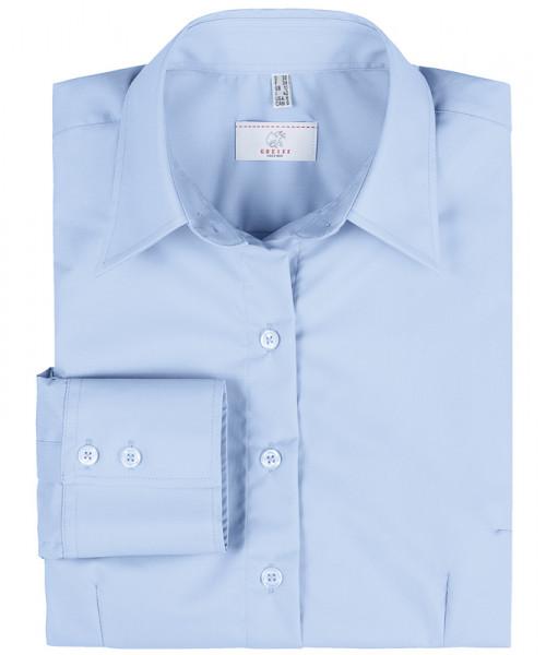 GREIFF, Damen-Bluse 1/1 Regular F/bleu Art.Nr.6515