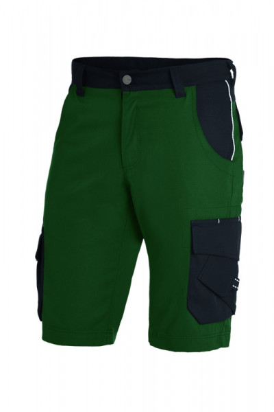 FHB THEO Bermuda, grün-schwarz