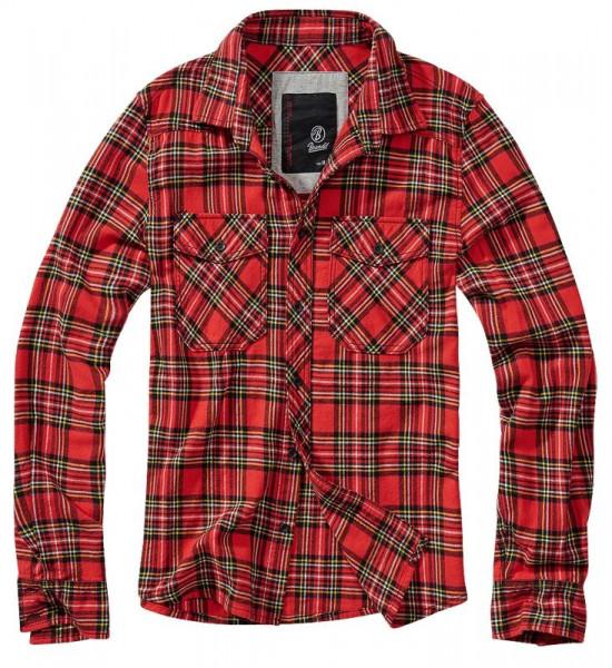 BRANDIT, Checkshirt, tartan / 4002