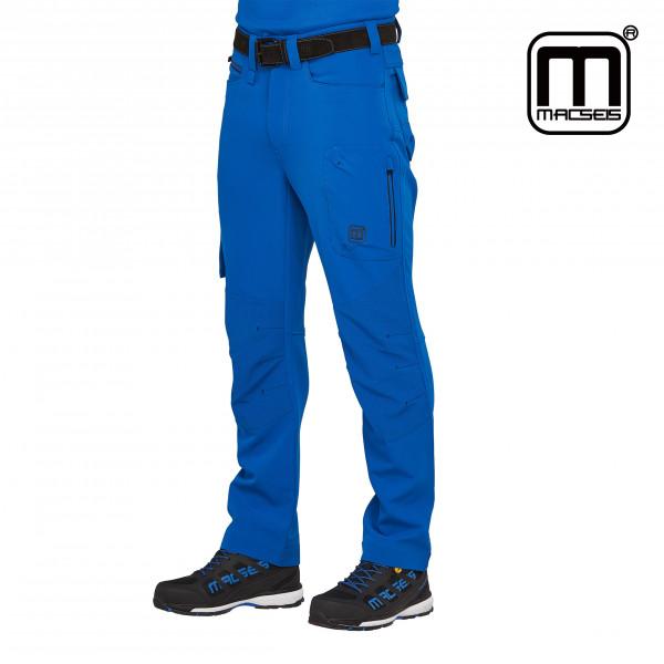 MACSEIS Workwearhose Men/ MWW-110004 / Blue
