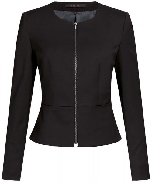 GREIFF Damen-Blazer Slim Fit RV schwarz Corporate Wear 1427.2820.10 1427 2820 Blazer