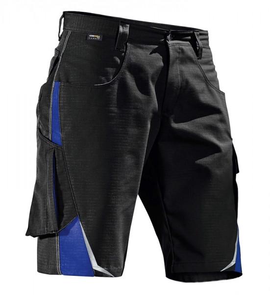 KÜBLER PULSSCHLAG Shorts schwarz/kbl.blau, 25245353