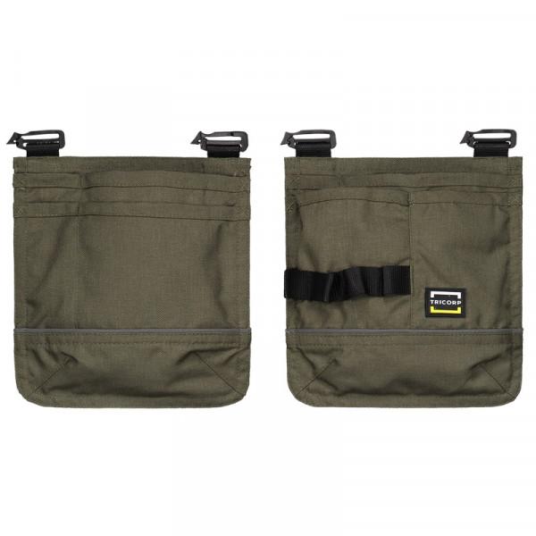 TRICORP, Swing-Pocket Gürteltasche, Army, 652012
