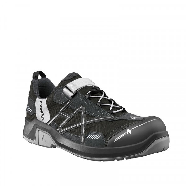 HAIX,CONNEXIS Safety T Ws S1P low grey-silv 630006