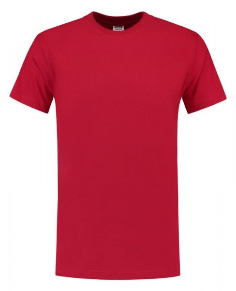 TRICORP, T-Shirt 190g, Red, 101002
