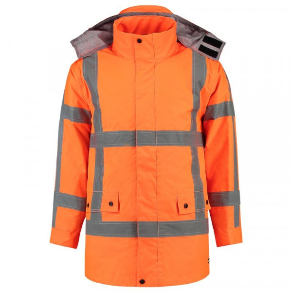 TRICORP, Parka RWS - EN ISO 20471, Orange, 403005