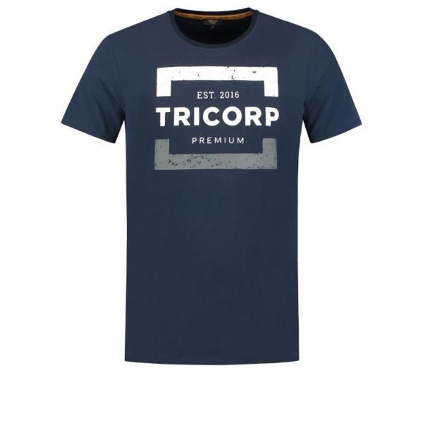 TRICORP, T-Shirt Premium Herren, Ink, 104007