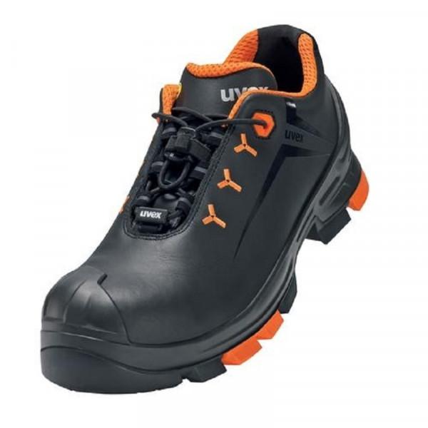 UVEX, 2 Sicherheitsschuh S3 Halbschuh Weite 11 / 65022