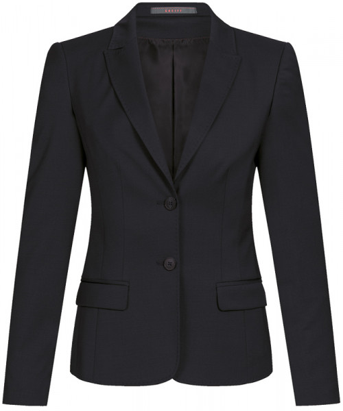 GREIFF Damen-Blazer Regular Fit schwarz Corporate Wear 1424.2820.10 1424 2820 Blazer