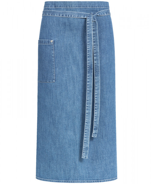 GREIFF, Bistro-Schürze 100x80 blau 41268