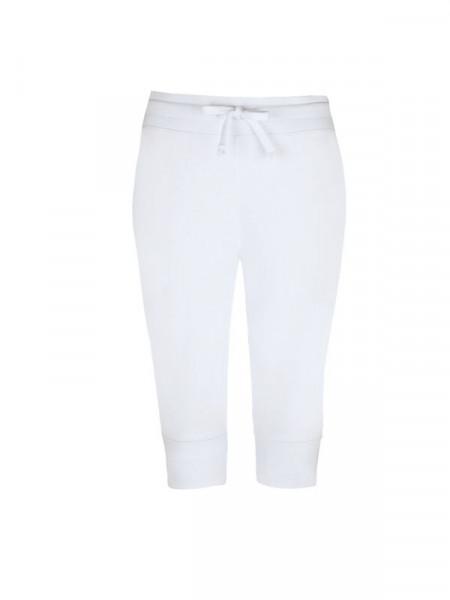 Hakro Damen-Jogginghose 7/8 weiß 0771-001