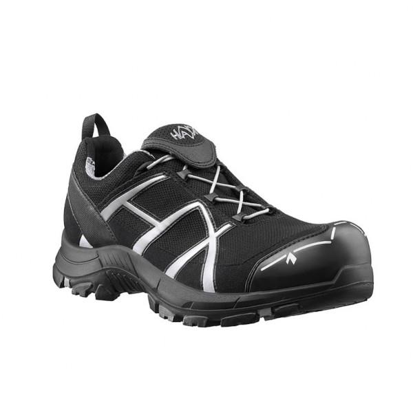 HAIX, BLACK EAGLE Safety 41 low/black-silver, 610003 (2019er MODEL)