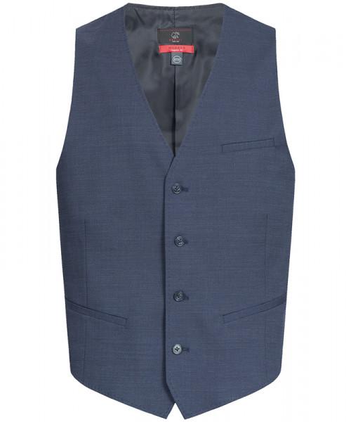 GREIFF Herren-Weste Regular Fit pin point marine Corporate Wear 1614.2810.20 1614 2810 Weste