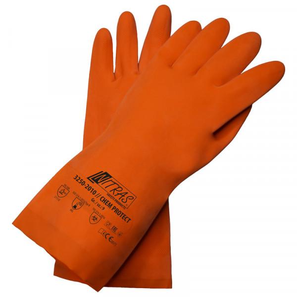 NITRAS CHEM PROTECT, orange / 3250