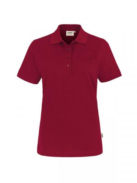 Hakro Damen-Poloshirt Performance weinrot 0216-017