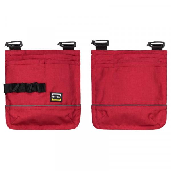 TRICORP, Swing-Pocket Gürteltasche, Red, 652012