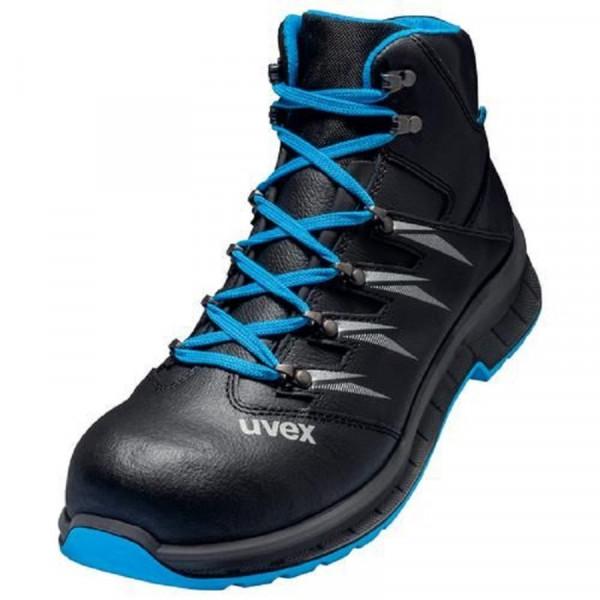 UVEX, 2 trend Sicherheitsschuh S2 Stiefel Weite 11 / 69358
