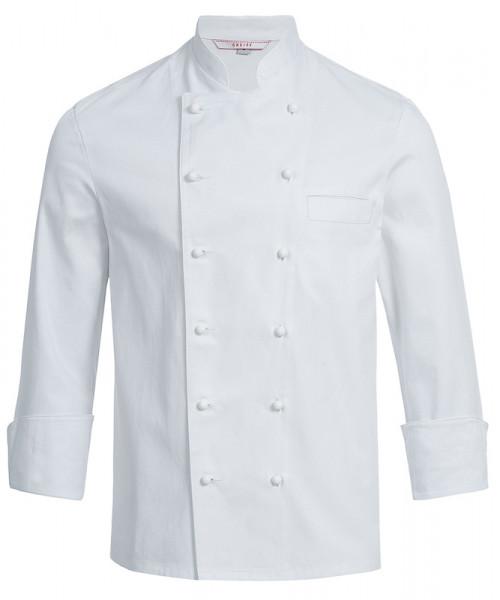GREIFF H-Kochjacke Regular Fit weiss Gastromoda Cuisine 5566.1900.90 5566 1900 Koch- / Bäckerjacke