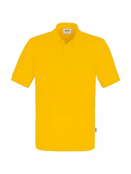 Hakro Pocket-Poloshirt Performance sonne 0812-035