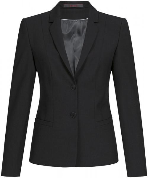 GREIFF Damen-Blazer Regular Fit schwarz Corporate Wear 1446.666.110 1446 666 Blazer