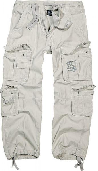 BRANDIT, Pure Vintage Trouser, old white / 1003