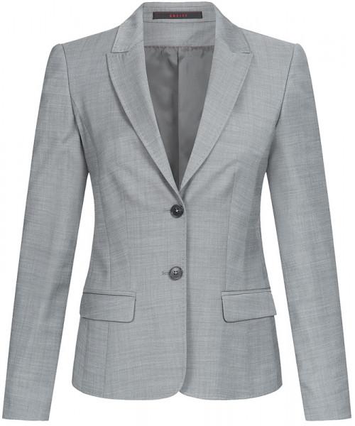 GREIFF Damen-Blazer Regular Fit hellgrau Corporate Wear 1424.2820.14 1424 2820 Blazer