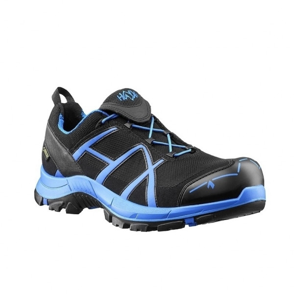 HAIX, BLACK EAGLE Safety 40 low/black-blue, 610001 (2019er MODEL)
