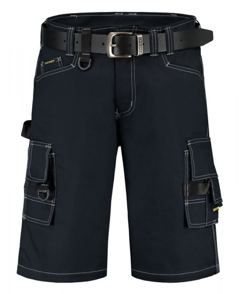 TRICORP, Arbeitshose Canvas Shorts, Navy, 502006