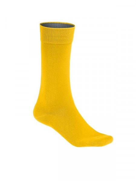 Hakro Socken Premium sonne 0933-035