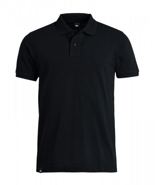 FHB DANIEL Polo-Shirt, schwarz