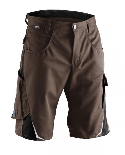 KÜBLER PULSSCHLAG Shorts braun/schwarz, 25245346