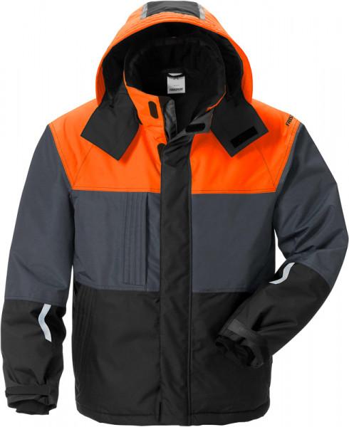 Kansas Gen Y Airtech® Winterjacke 4916 GT Schwarz/Orange 121651-984