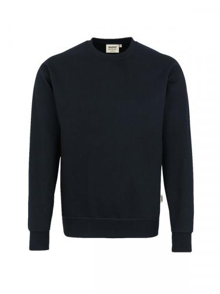 Hakro Sweatshirt Premium schwarz 0471-005
