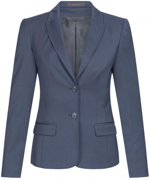 GREIFF Damen-Blazer Regular Fit dunkelblau Corporate Wear 1424.2820.21 1424 2820 Blazer