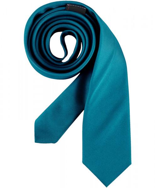 GREIFF Krawatte Slimline petrol Accessoires 6918.9500.40 6918 9500 Krawatte