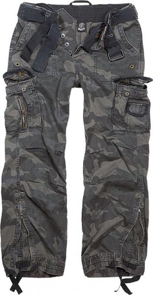 BRANDIT, Royal Vintage Trouser, darkcamo / 1002