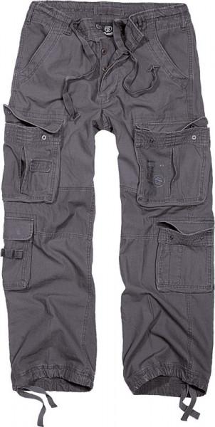 BRANDIT, Pure Vintage Trouser, anthracite / 1003