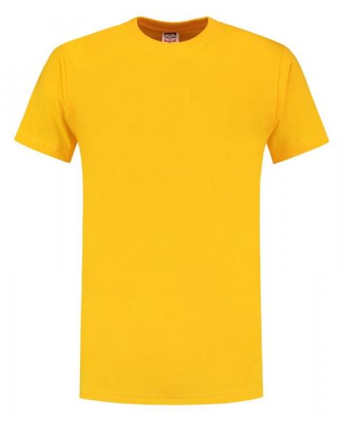 TRICORP, T-Shirt 190g, Yellow, 101002